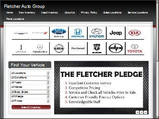 Fletcher Dodge Jonesboro Ar >> Fletcher Dodge Chrysler Jeep 3314 Stadium Blvd Jonesboro